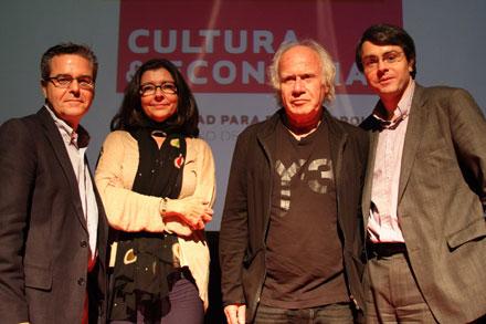 Expositores Cultura y Economía 2012