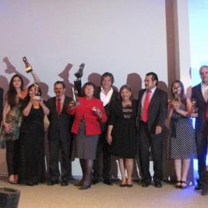 Ganadores Premio a las Artes Regionales, Linterna de Papel