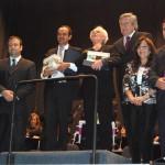 Concierto de la Orquesta de Cámara en la Medialuna Monumental de Rancagua.