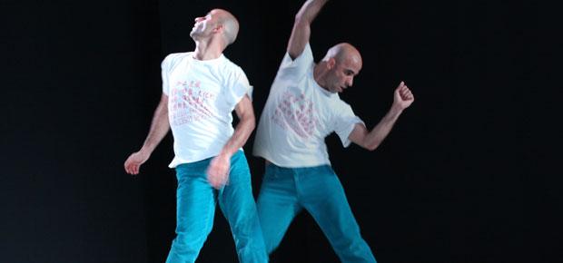 "Una de las obras que estará presente en el 2° Festival de Danza Contemporánea ""Escena 1"" 2013, Hot 100 - The Hot One Hundred Choreographers de Cristian Duarte"