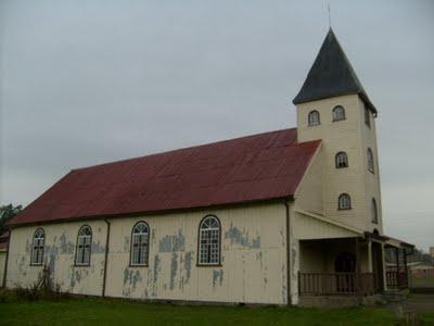 Iglesia Pelchuquín