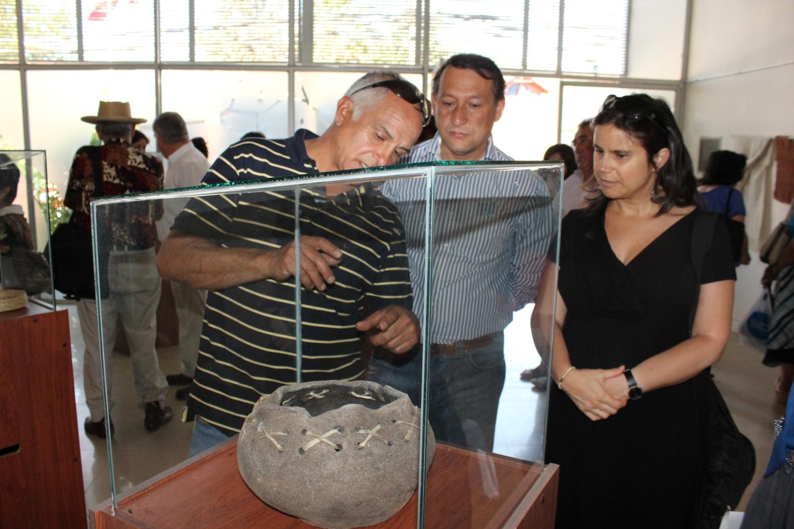Exposición Alma Marchiguana en la comuna de Machalí.