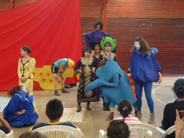 Quinientas personas disfrutaron de la Gira Teatral en Aysén