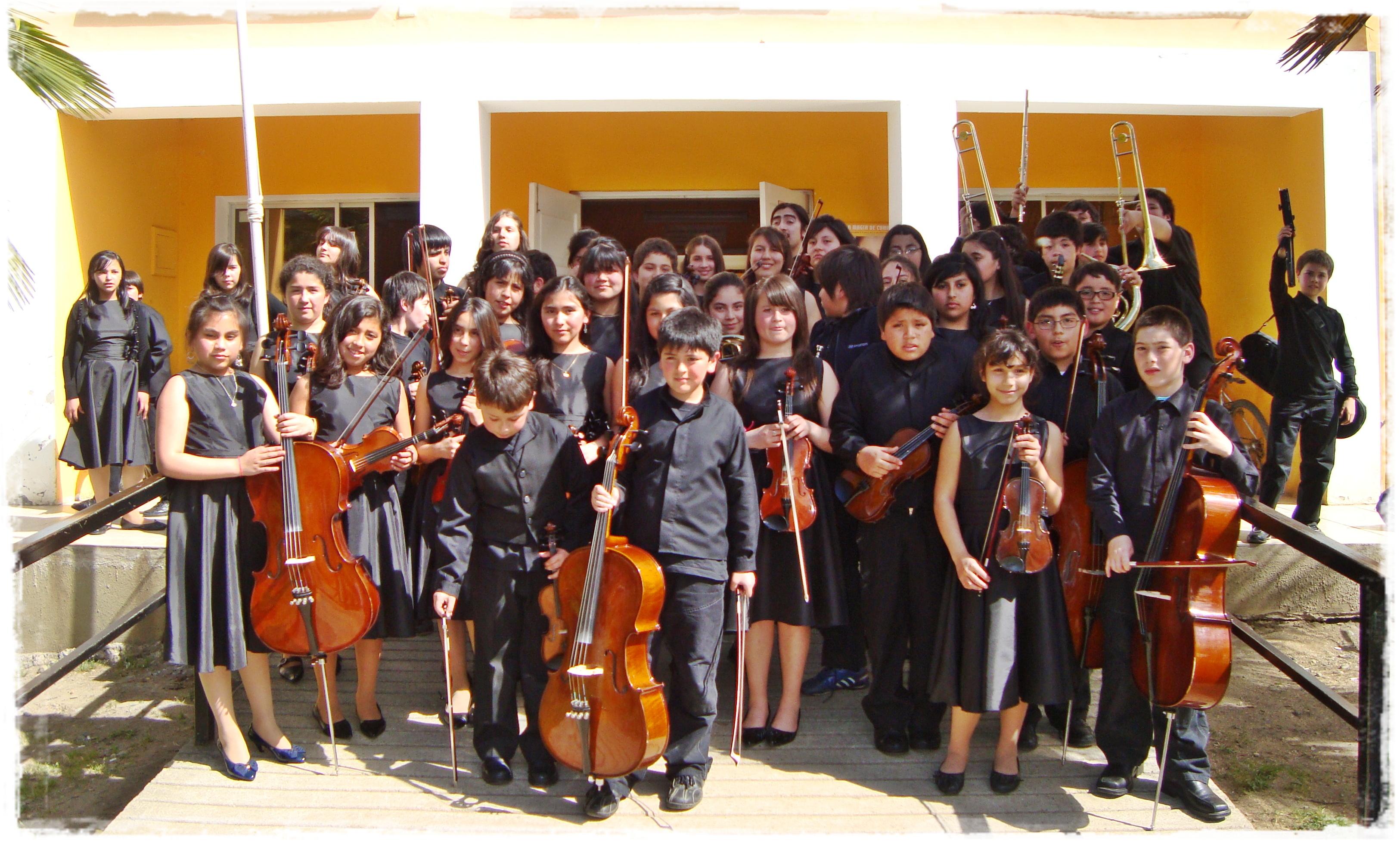 Orquesta Escuela Artística