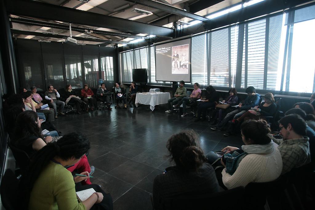Seminario PCI versión 2012. Crédito Jorge Villa