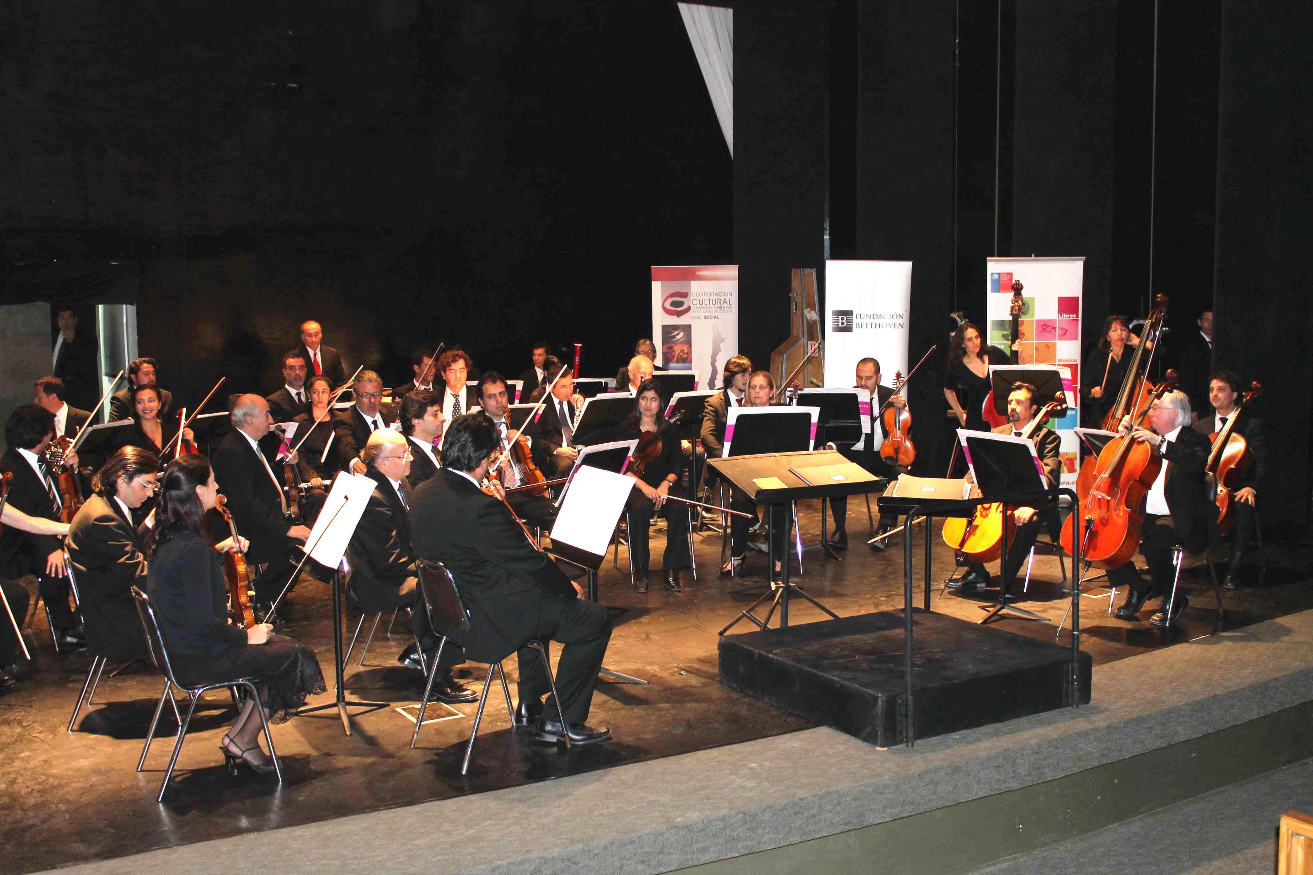 Segundo llamado para Orquesta Regional de Tarapacá