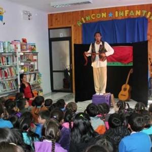 Celebración del Día del Libro en Aysén