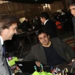 Ministro Cruz-Coke comparte con asistentes de la Gira Imagina Chile en Rancagua