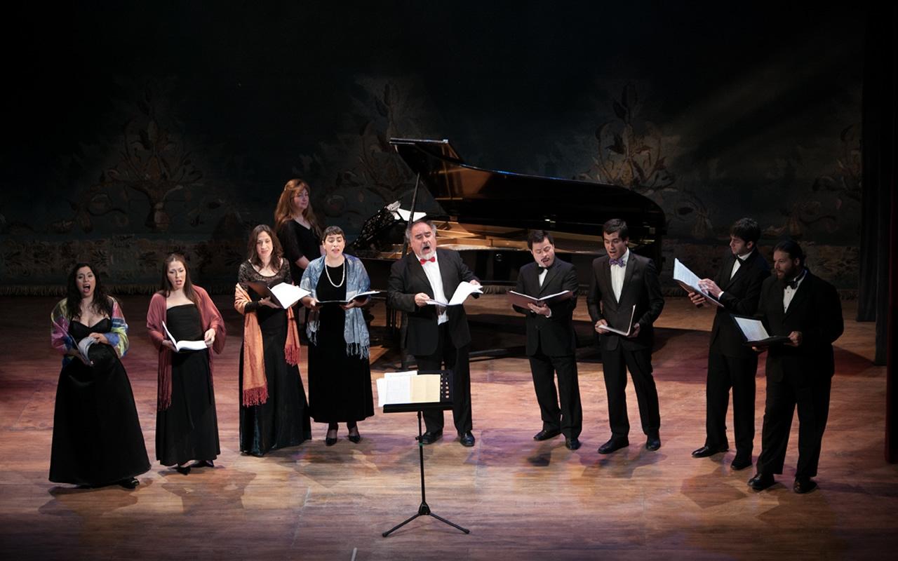 Los conciertos vocales se realizarán gracias a un convenio con el Consejo Regional de la Cultura y las Artes.