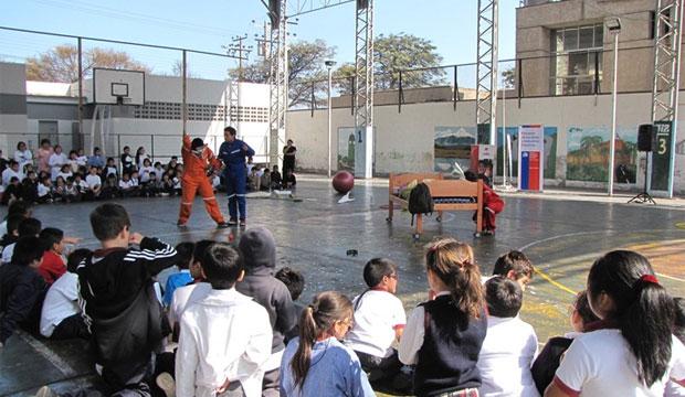 Celebración Día Nacional del Teatro Región Antofagasta