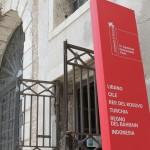 Bienal de Venecia 2013: entrada al pabellón de Chile