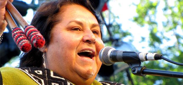 Servicio País Cultura Araucanía: Nancy San Martín