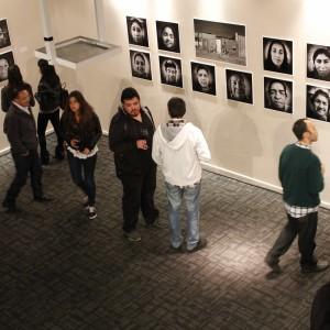 """Exposición """"Precaria, Huellas de Campamento"""" en el Casino Dreams"""