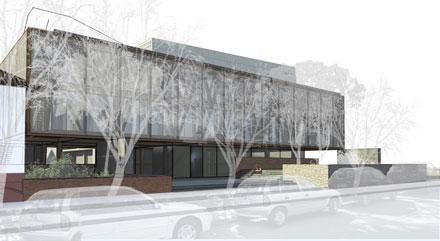 Fachada-nuevo-edificio-Arquitectura UC