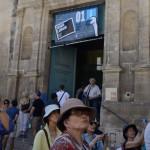 Exposición Sergio Larraín en Arles. Foto: Luis Weinstein.