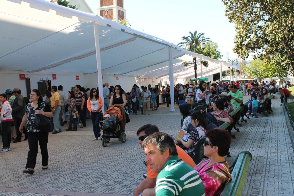 Fiesta del Patrimonio Vivo 2012