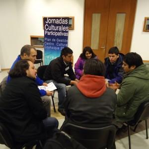 Jornada Cultural Participativa en la ciudad de Coyhaique