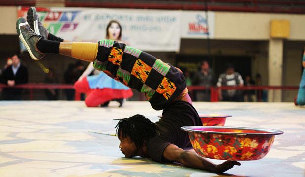 Artista del Circo Jumbo