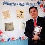Ministro Ampuero, 40 años Neruda