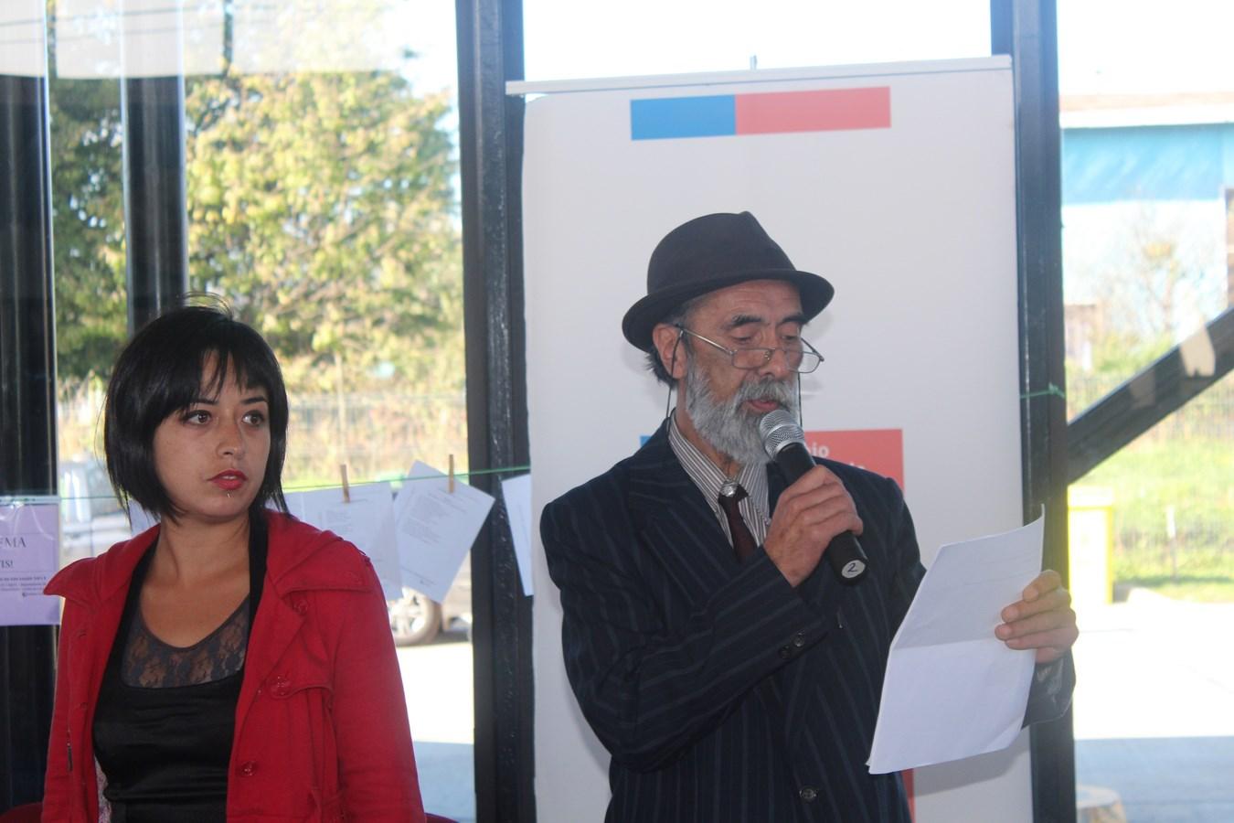 El escritor regional Pedro Guillermo Jara realizará su Voceo Literario con textos de Pablo Neruda.