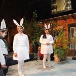 Obra de teatro colegio comunidad mapuche