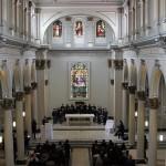 Interior Iglesia de Sagrado Corazón
