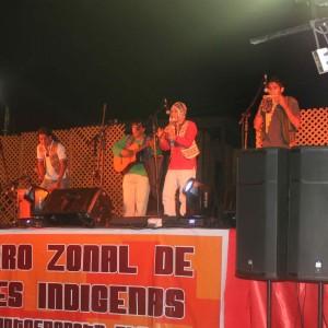Agrupación de Folclore Andino Kamasquil