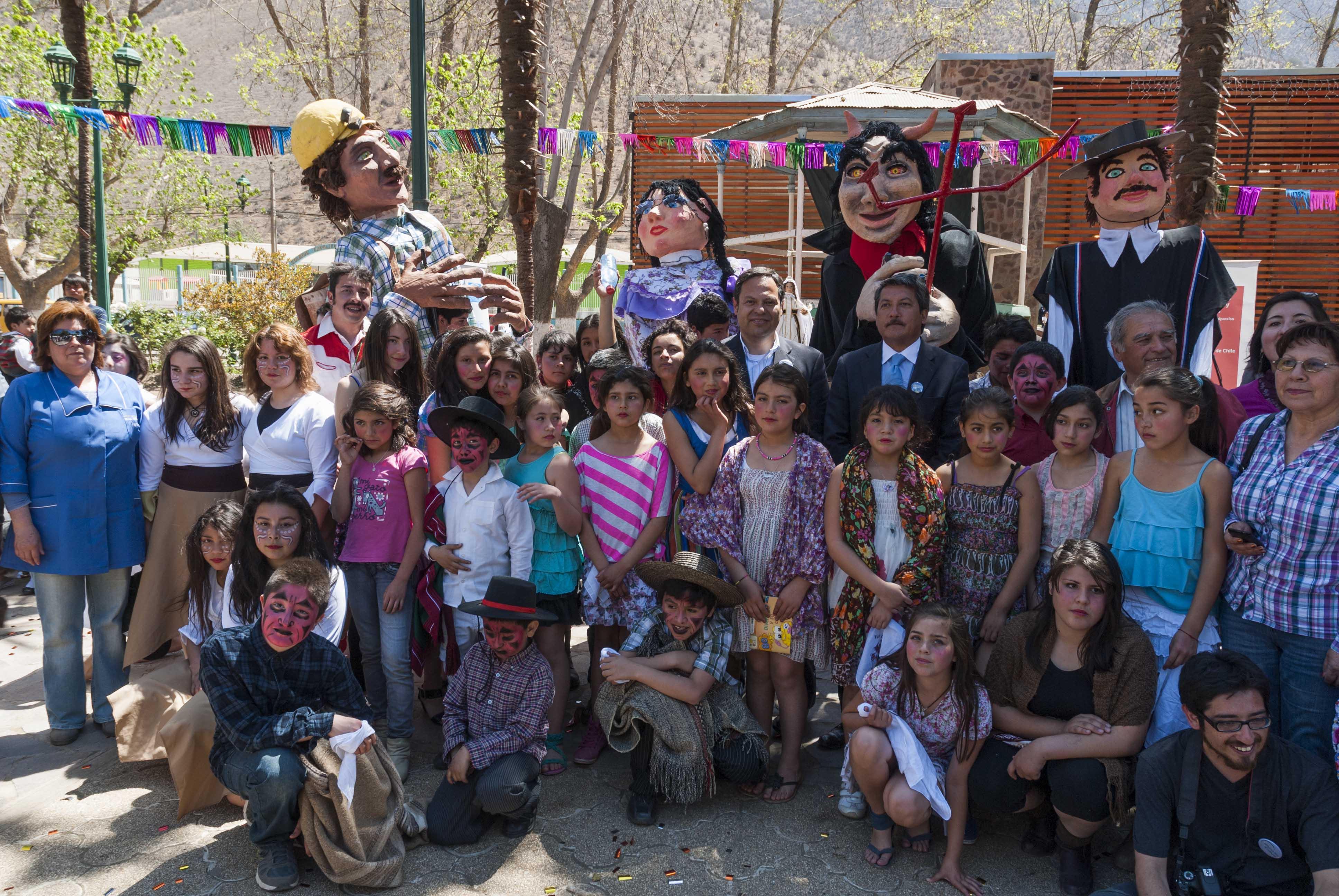 Comitivas Culturales en Petorca