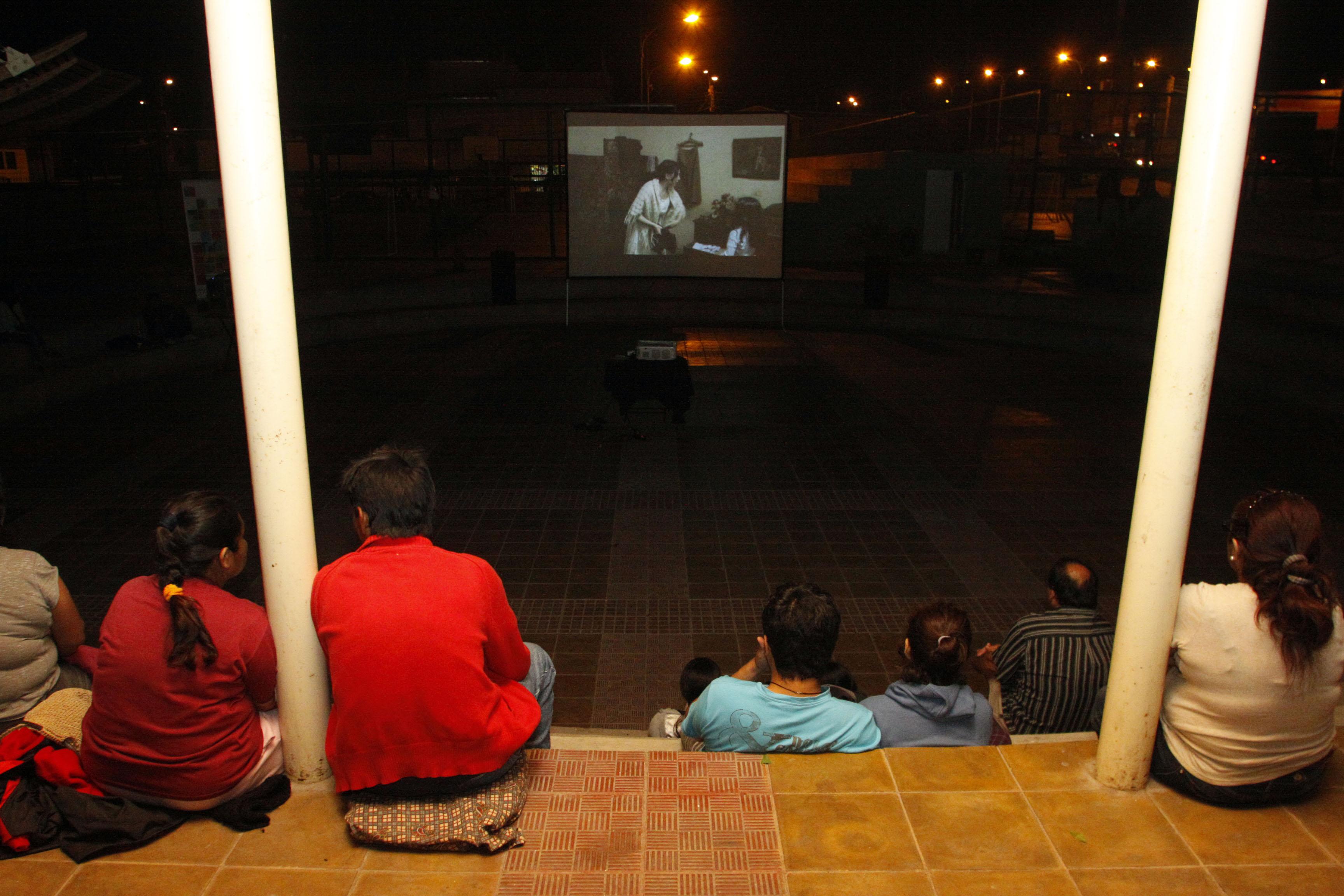 Cine en Tarapacá