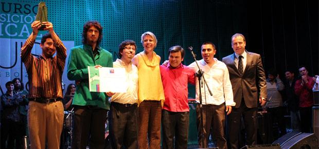 luis advis 2013: premiación ganador folklore