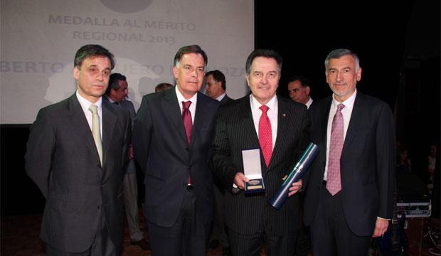 Ministro destacado por la Cámara de Comercio de Valparaíso