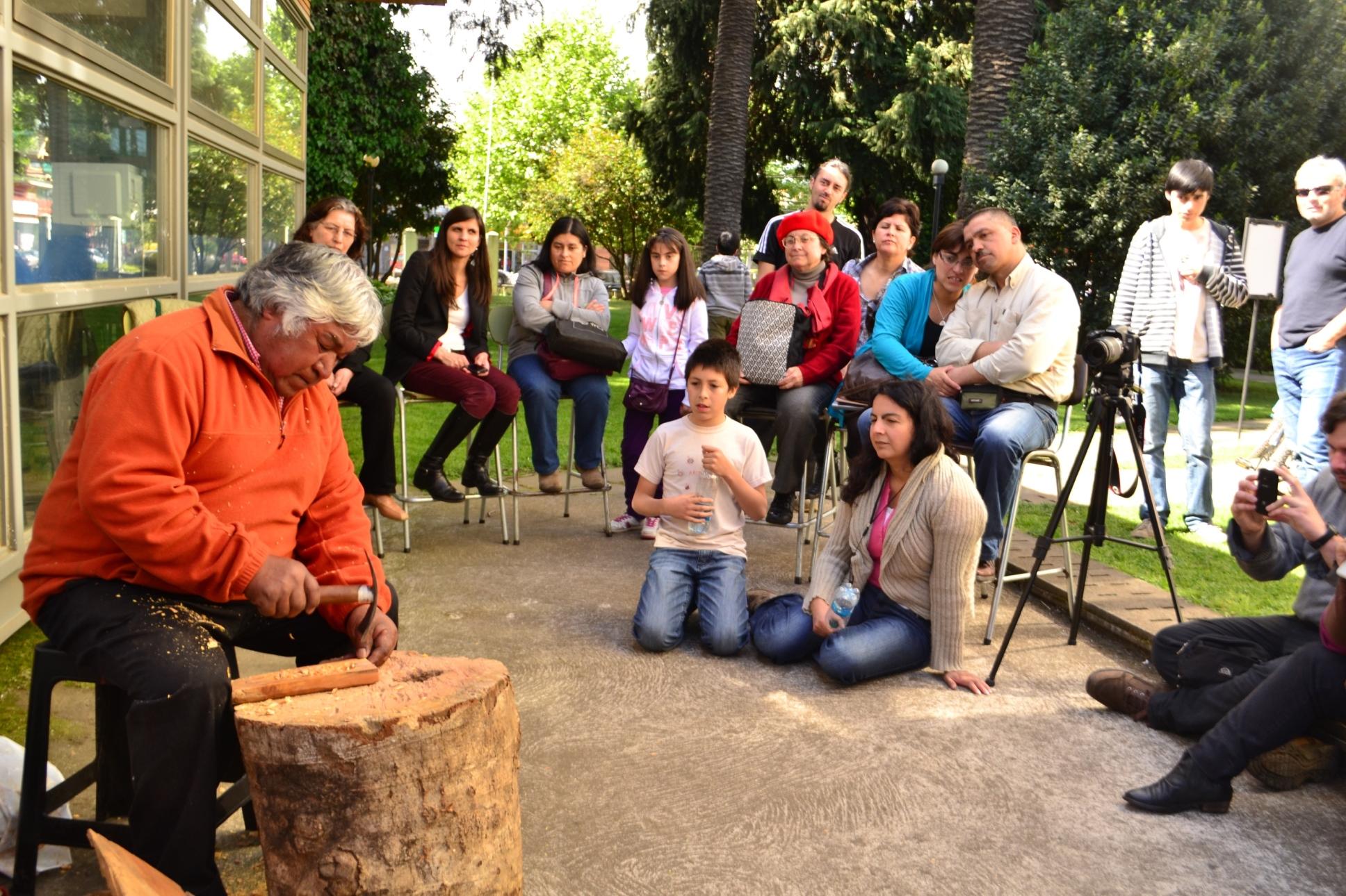 Día del Artesano Araucanía