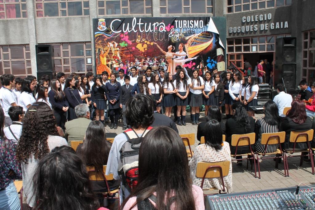 Colegio Bosques de Gaia