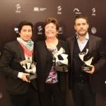 Premios Pedro Sienna: Sebastián Ayala, Carmen Brito y Sebastián Lelio