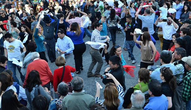 ENPCC 2012: La Región de Valparaíso fue la zona que registró mayor asistencia a presentaciones de cueca tradicional