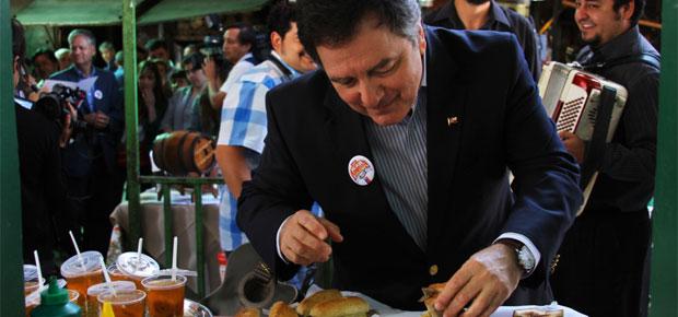 Ministro Roberto Ampuero - Mejor Picada 2013