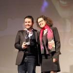 """Sebastián Lelio recibe Premio Pedro Sienna por película """"Gloria"""""""