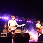 Banda Newton Jones en Marea Rock 2013