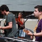 Banda Cardiofónicos en Marea Rock 2013