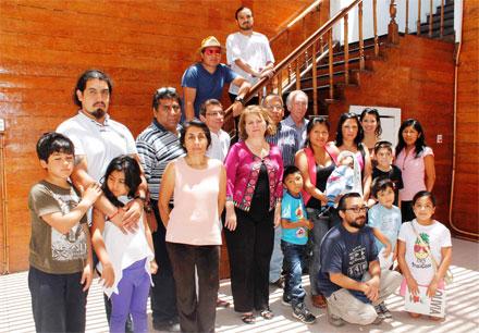 Ganadores Fondos Cultura 2014 - Tarapacá