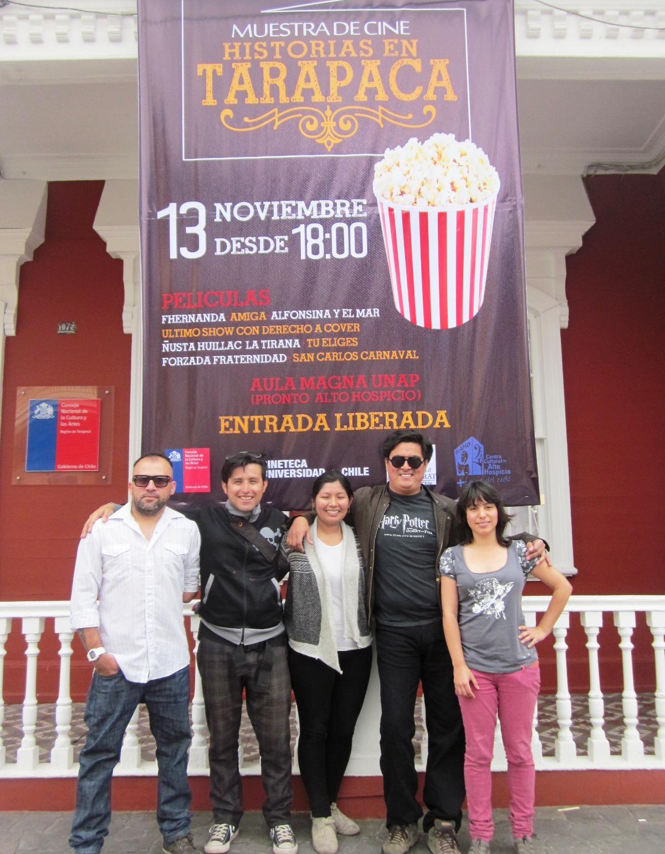 Audiovisualistas de Tarapacá