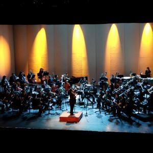 Foto Orquesta Filarmónica de Temuco: gentileza del Teatro Municipal de Temuco.