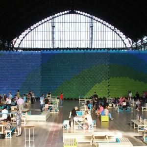 Mesas de trabajo en la Cumbre Mundial de las Artes y la Cultura - IFACCA