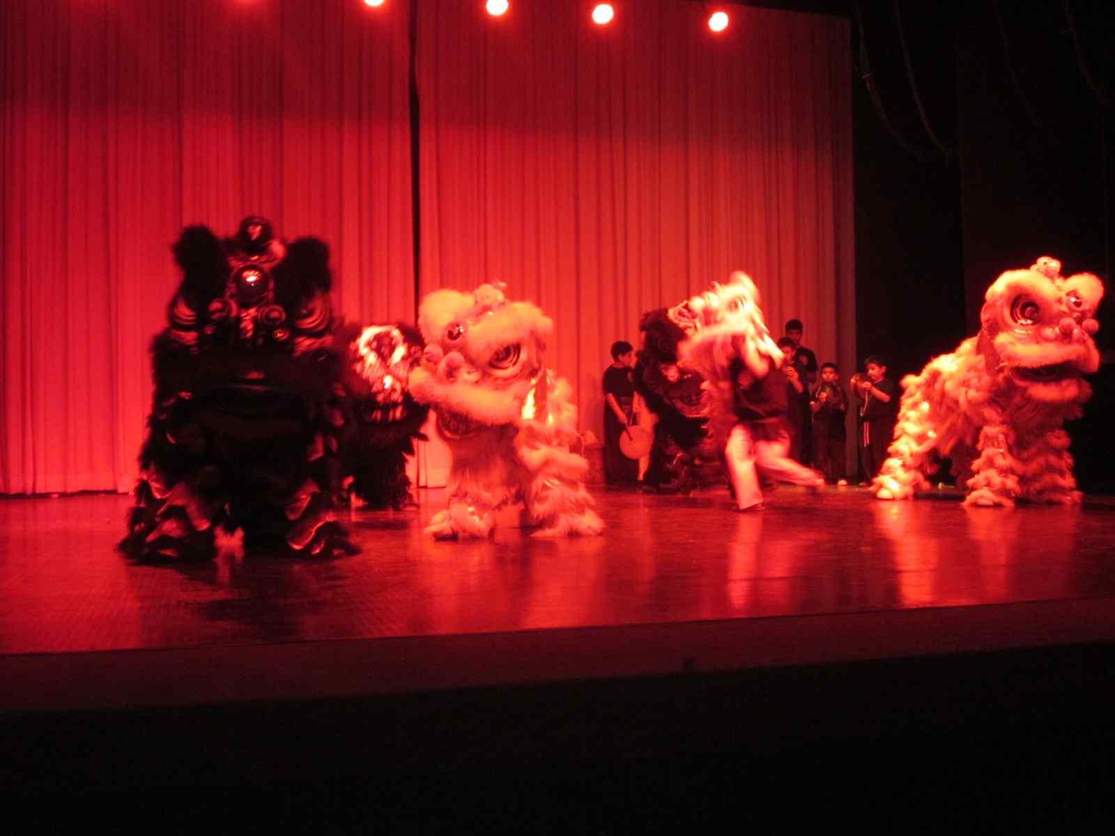Danza del León