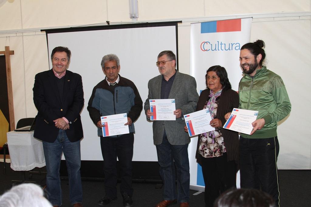 Sellos de Excelencia a la Artesanía de la Región de Los Ríos.