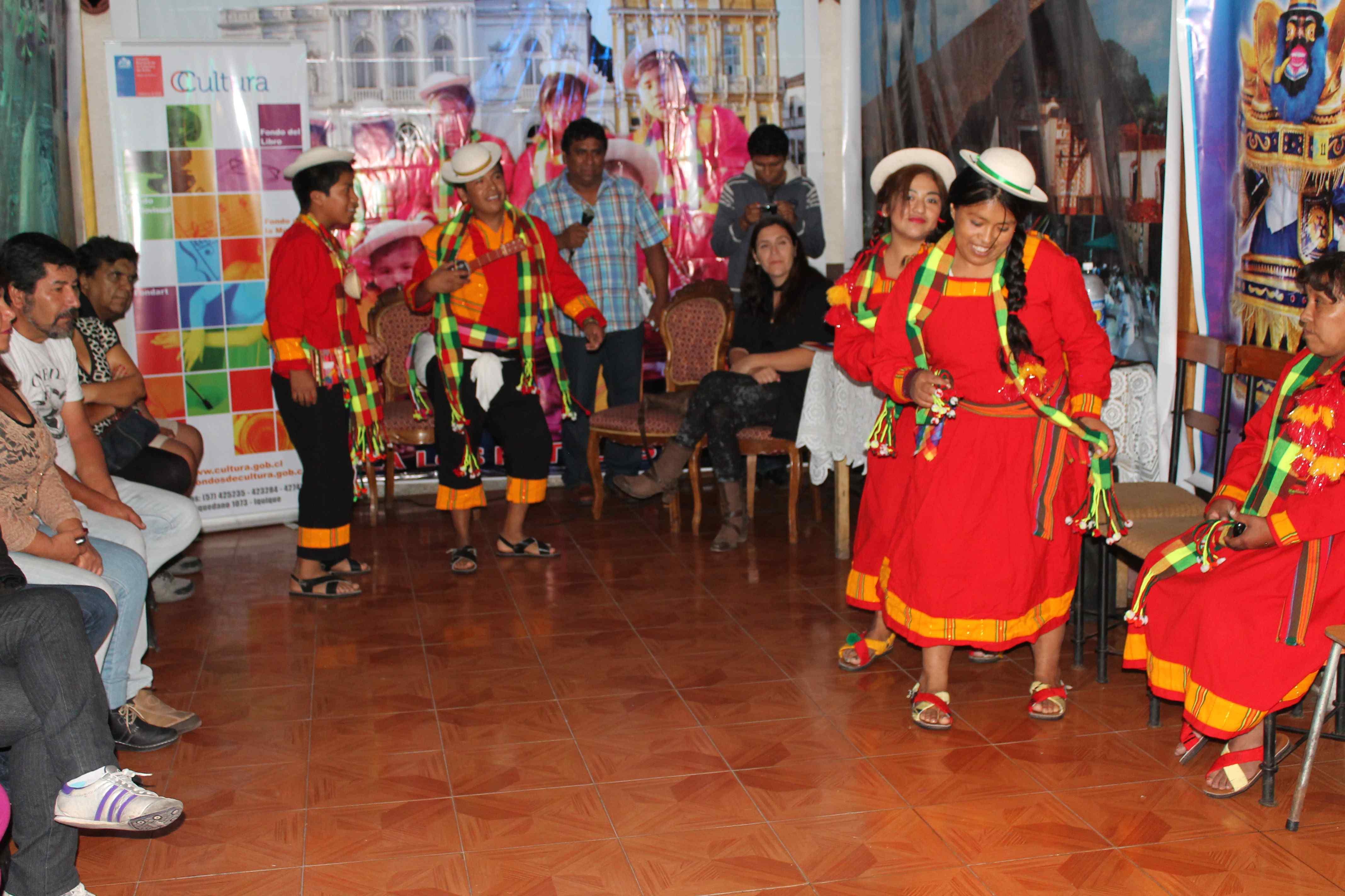 Danza de Potolos