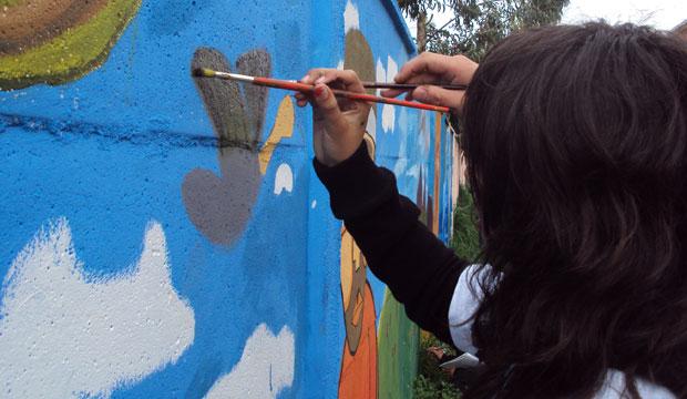 Educación artística escolar