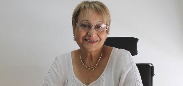 Elena Burnas, directora regional de Magallanes