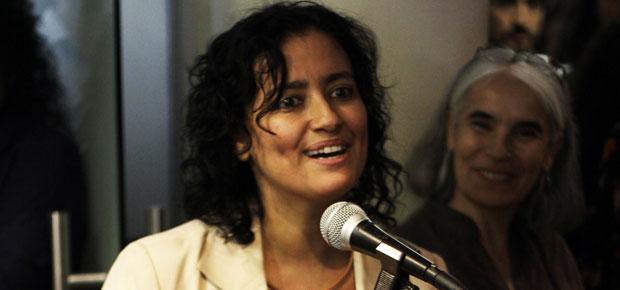 Subdirectora del Consejo de la Cultura Lilia Concha