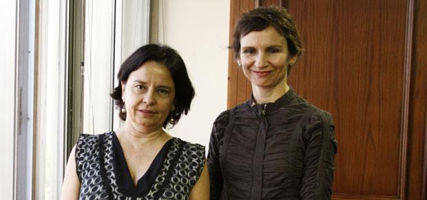 Ministra Barattini y alcaldesa de Santiago proyectan agenda de trabajo en cultura